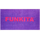 Funkita Towel Still Purple